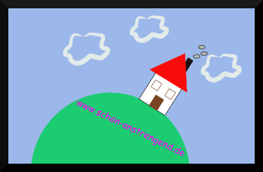 Ein Haus auf Erden